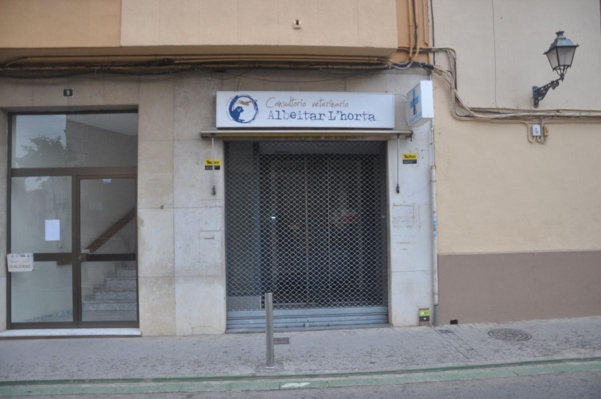 Local Comercial en Alquiler en  Vinalesa