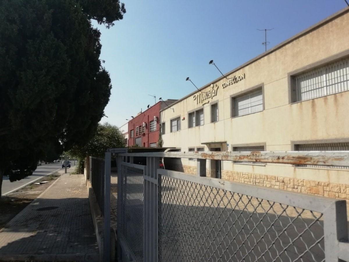 Nave Industrial en Alquiler en Los Ángeles-Tómbola-San Nicolás, Alicante/Alacant