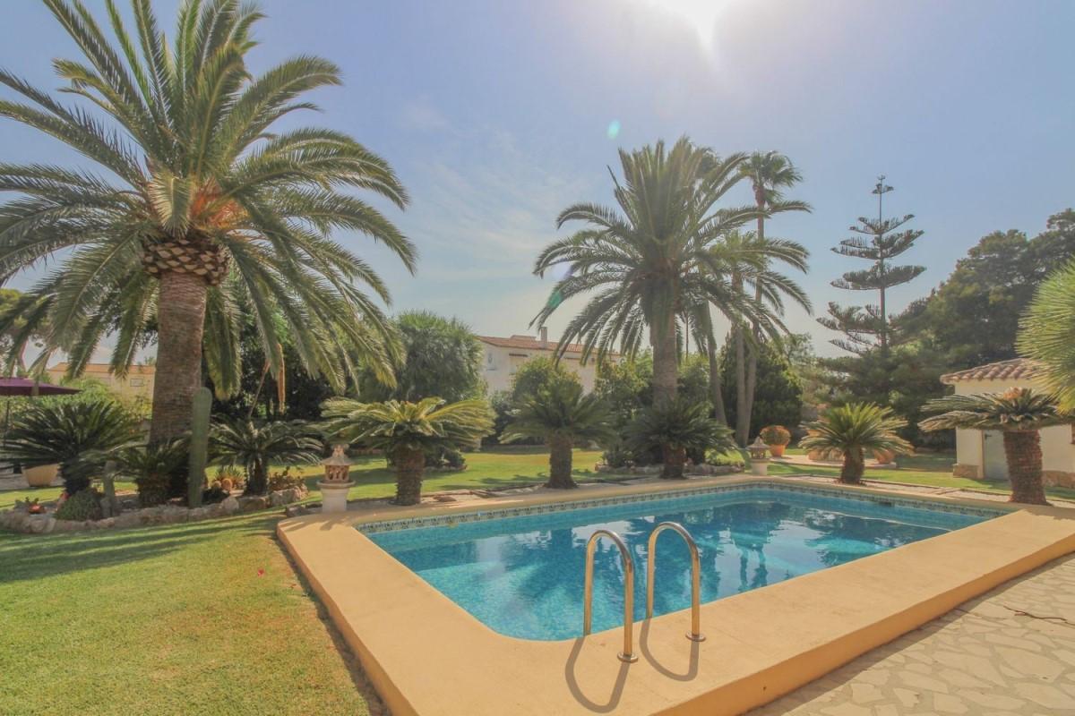 House  For Sale in Les Marines/Las Marinas, Denia