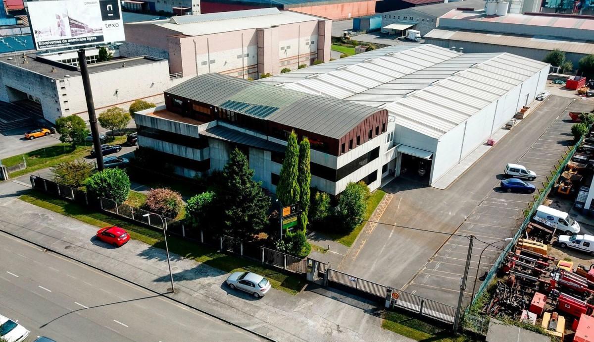 Nave Industrial en Venta en  Llanera