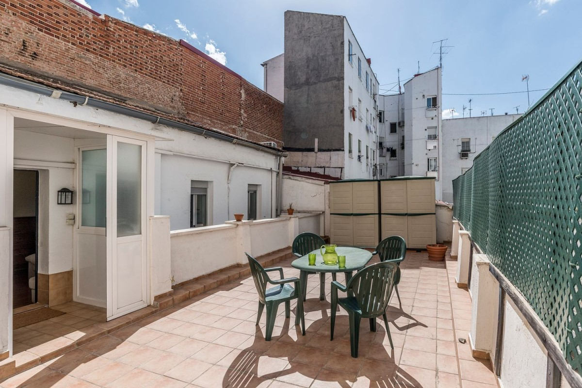 Penthouse  For Sale in Ciudad Lineal, Madrid