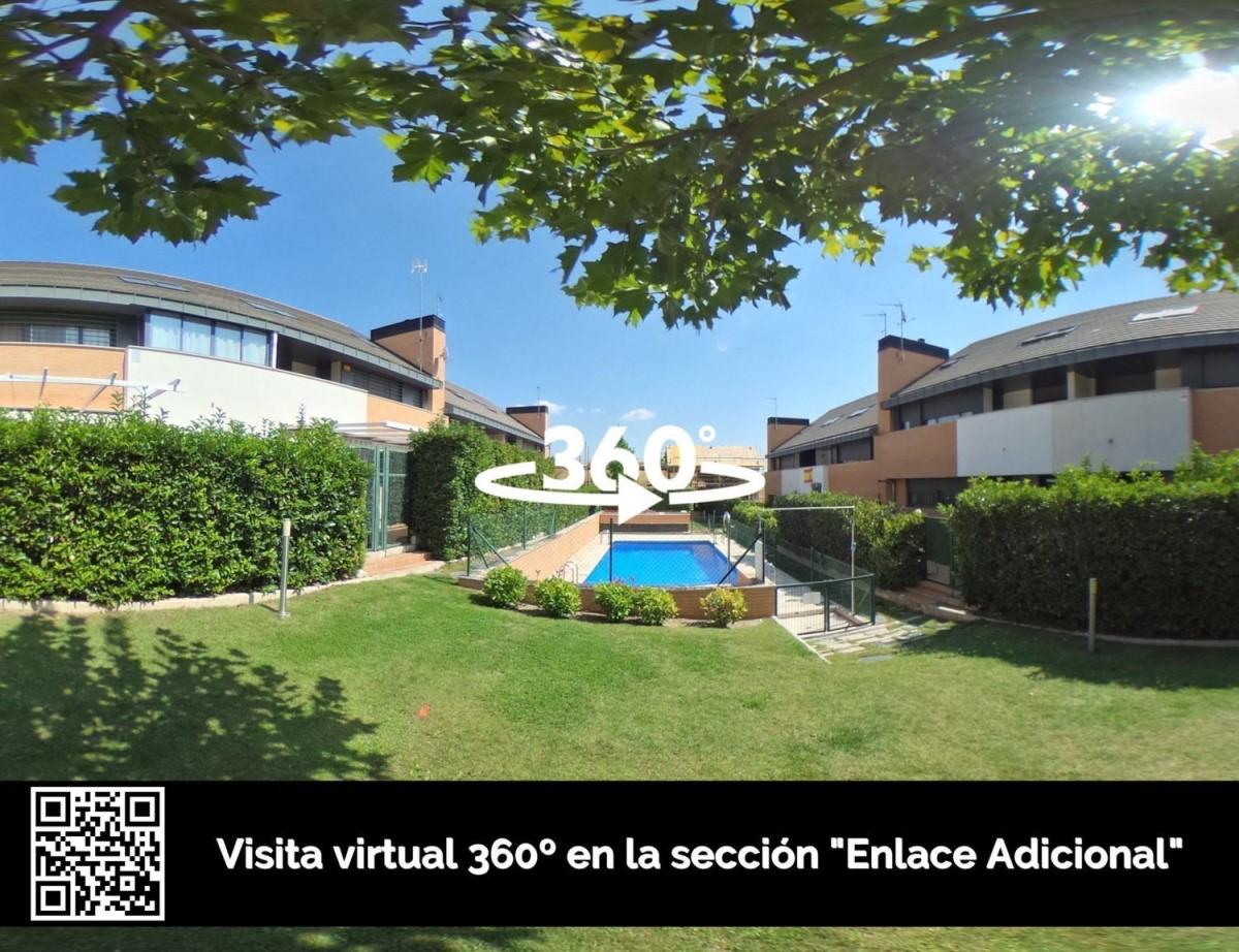 Chalet Adosado en Venta en  Villamantilla