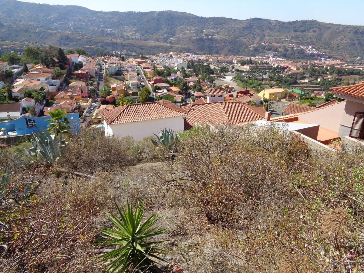Suelo Urbano en Venta en  Santa Brígida