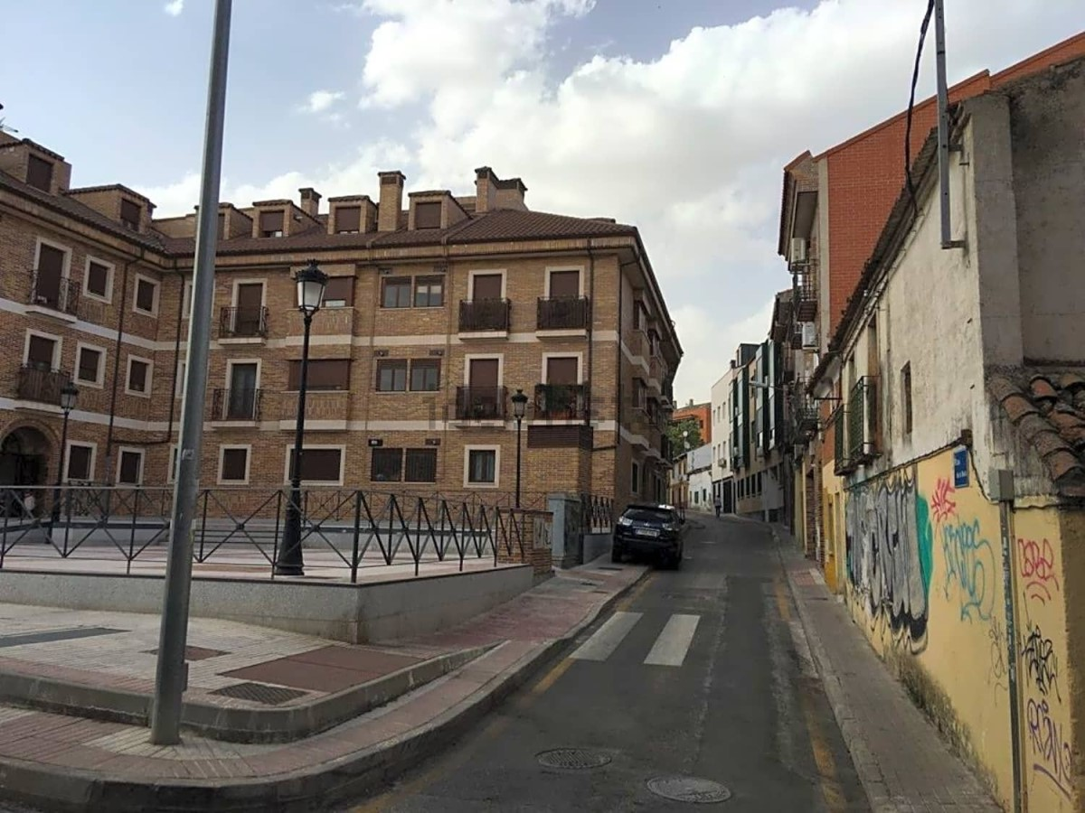 Urban lot  For Sale in  Fuenlabrada