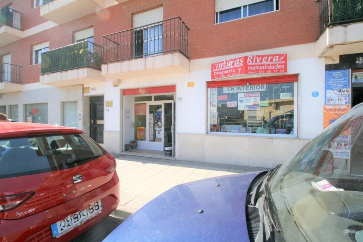Retail premises  For Sale in  Níjar
