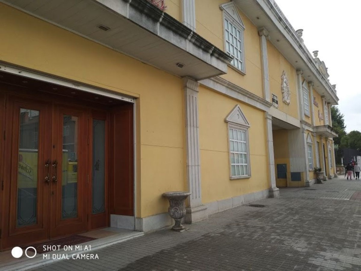 Edificio Dotacional en Venta en  Móstoles