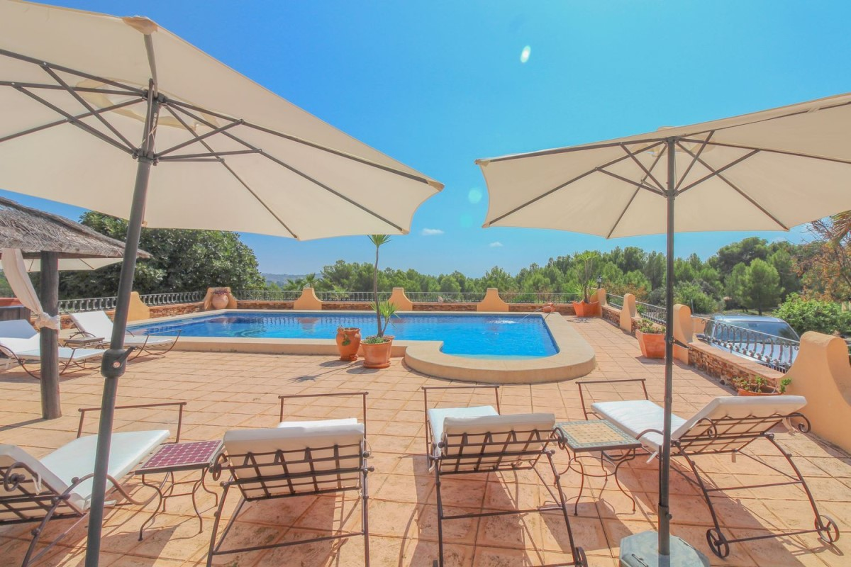 House of Character  For Sale in  Benissa