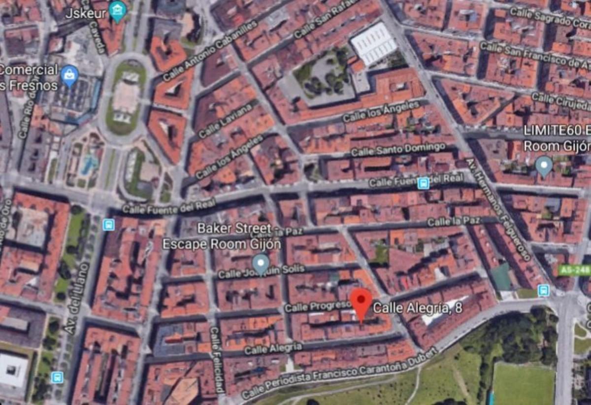 Local Comercial en Venta en Este, Gijón