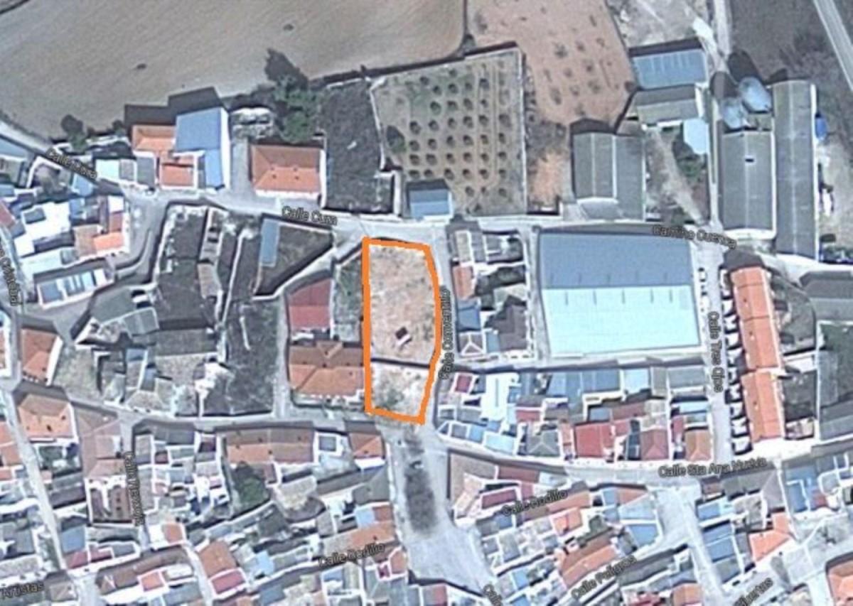Suelo Urbano en Venta en  Villarejo de Fuentes