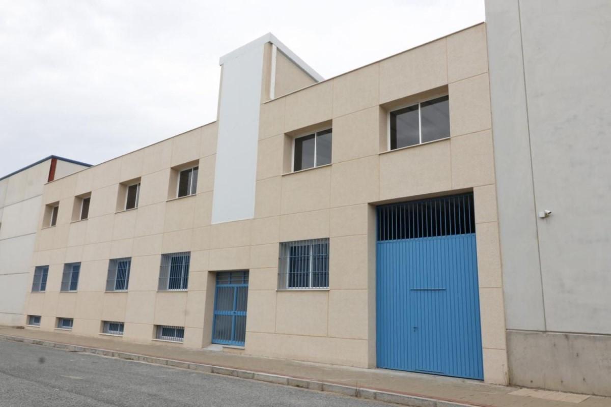 Nave Industrial en Venta en  Rinconada, La
