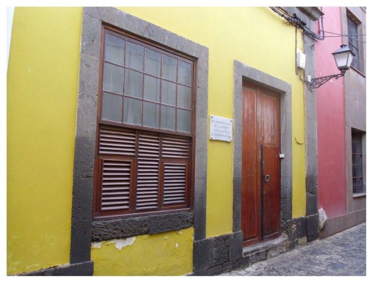 Casa Rural en Venta en Triana-Vegueta, Palmas de Gran Canaria, Las