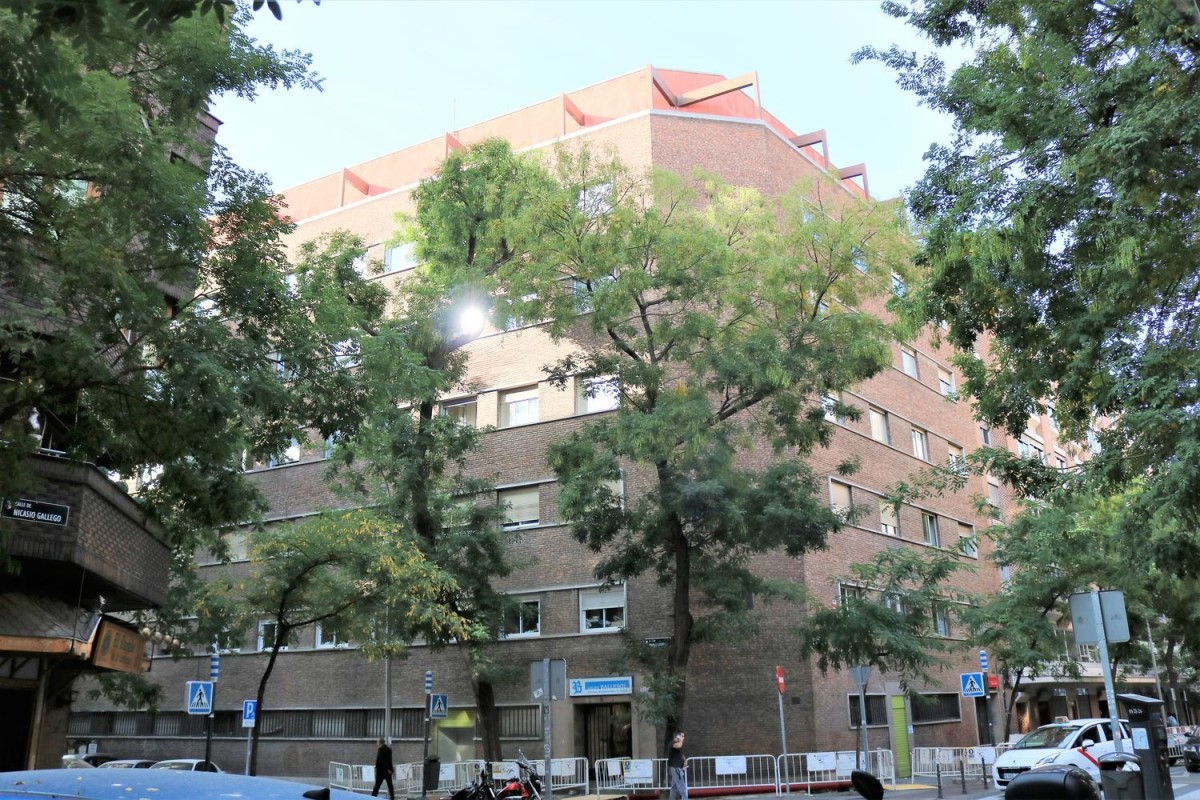 Oficina en Alquiler en Chamberi, Madrid
