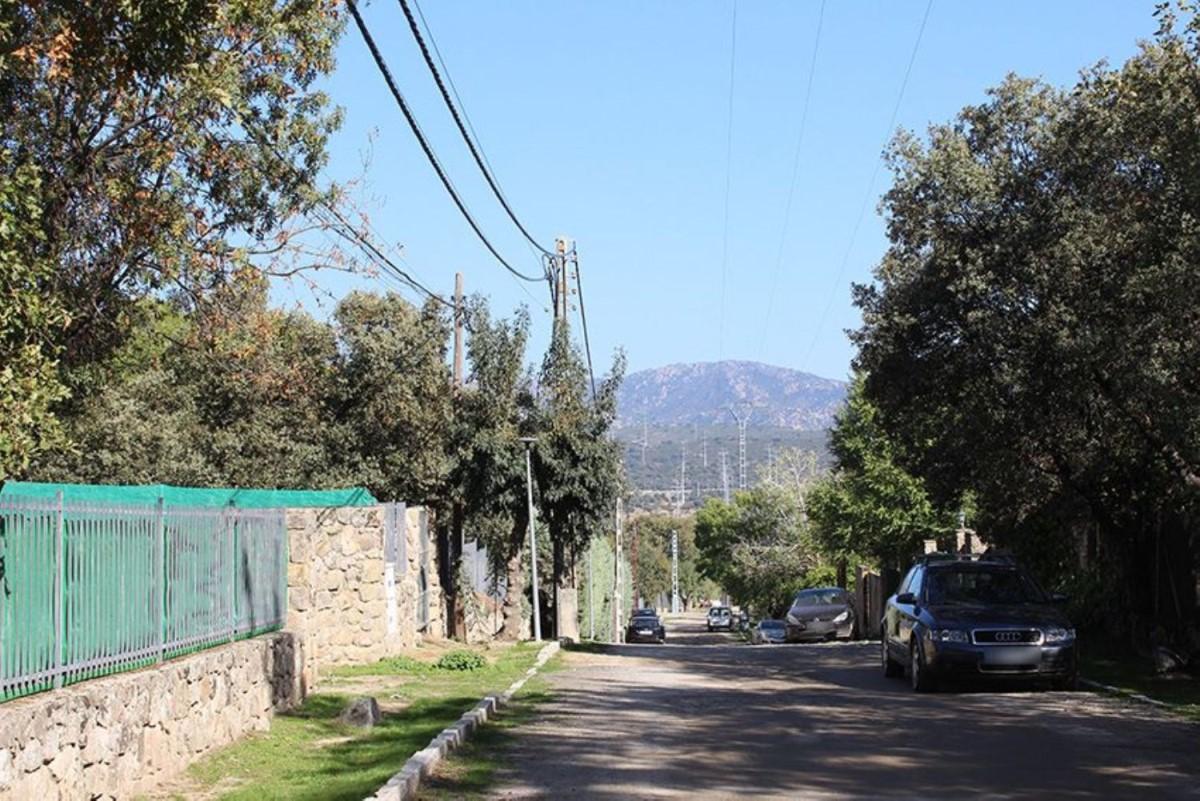Suelo Urbano en Venta en  Galapagar