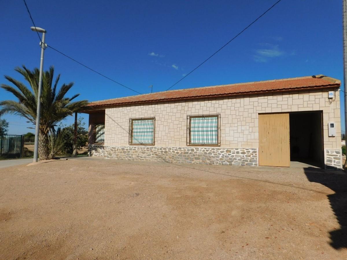 Chalet en Venta en Campo de Murcia, Murcia