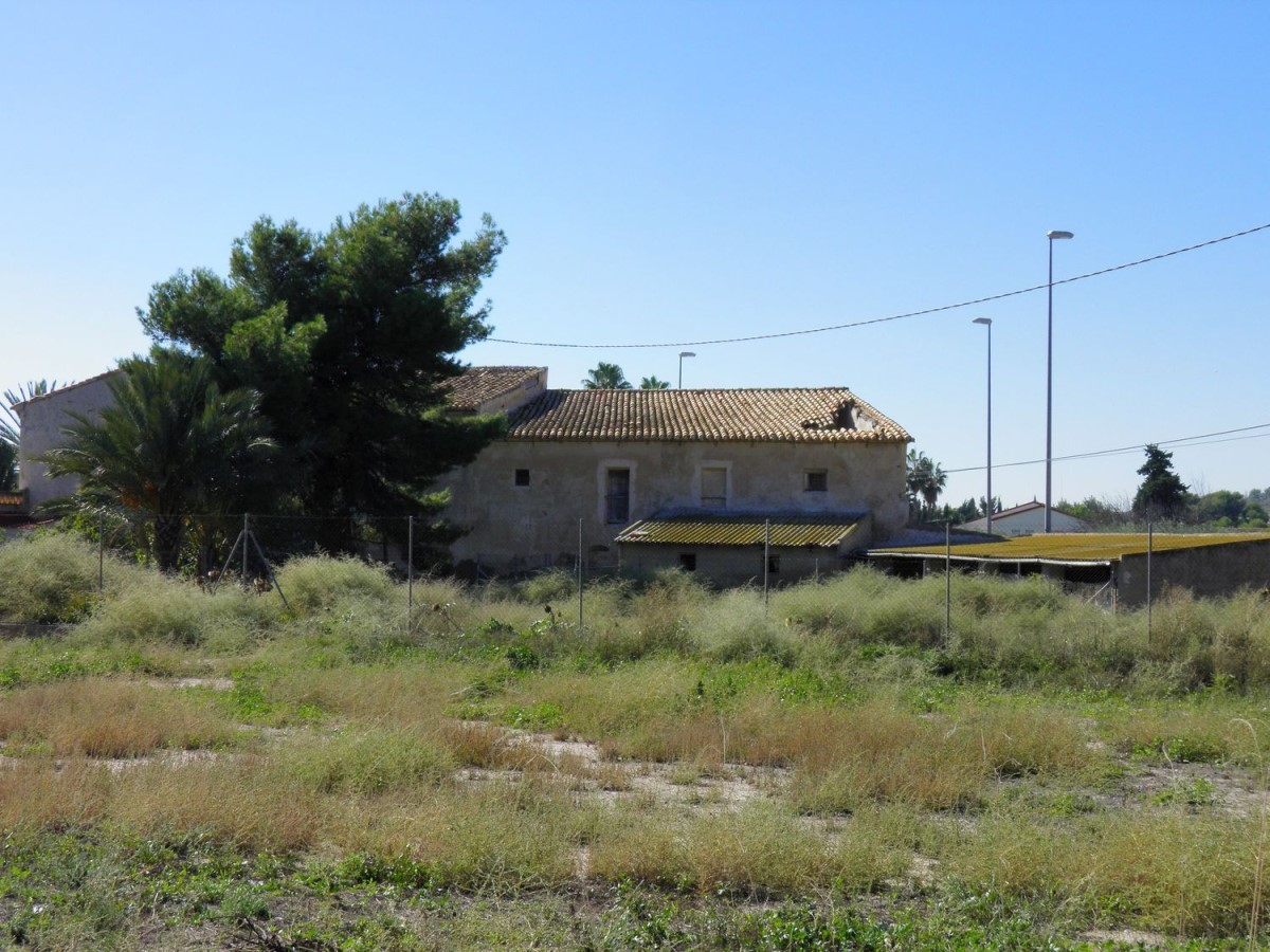 Casa Rural en Venta en  Mutxamel