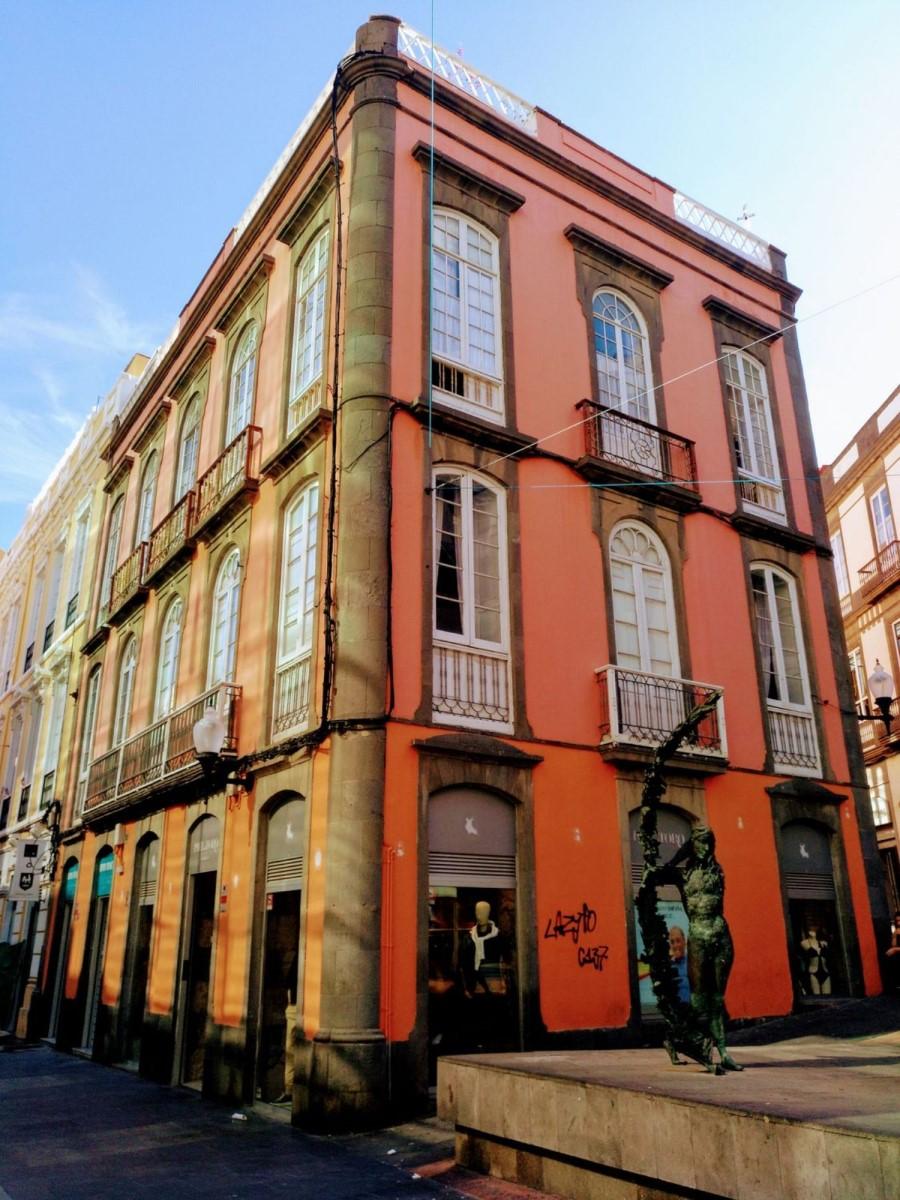 Local Comercial en Alquiler en Triana-Vegueta, Palmas de Gran Canaria, Las
