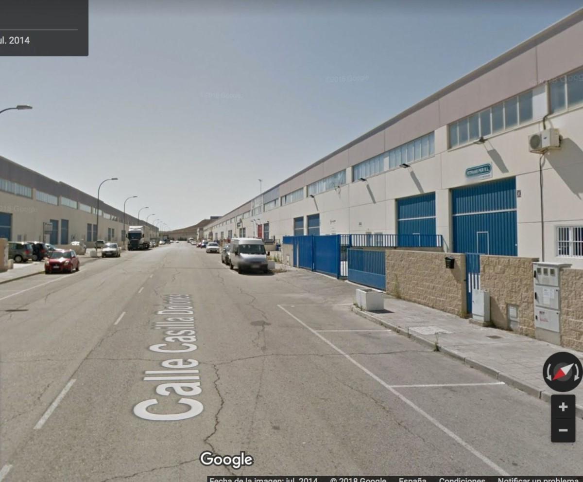 Nave Industrial en Venta en  Ontígola