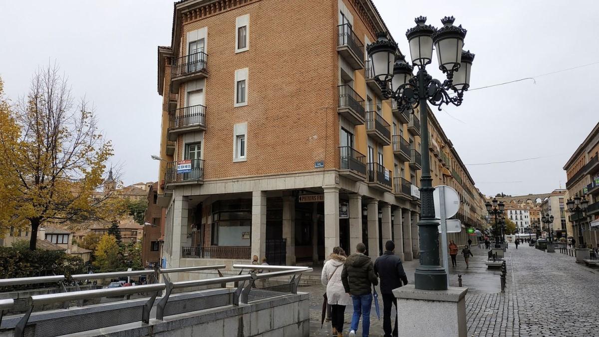 Oficina en Alquiler en  Segovia