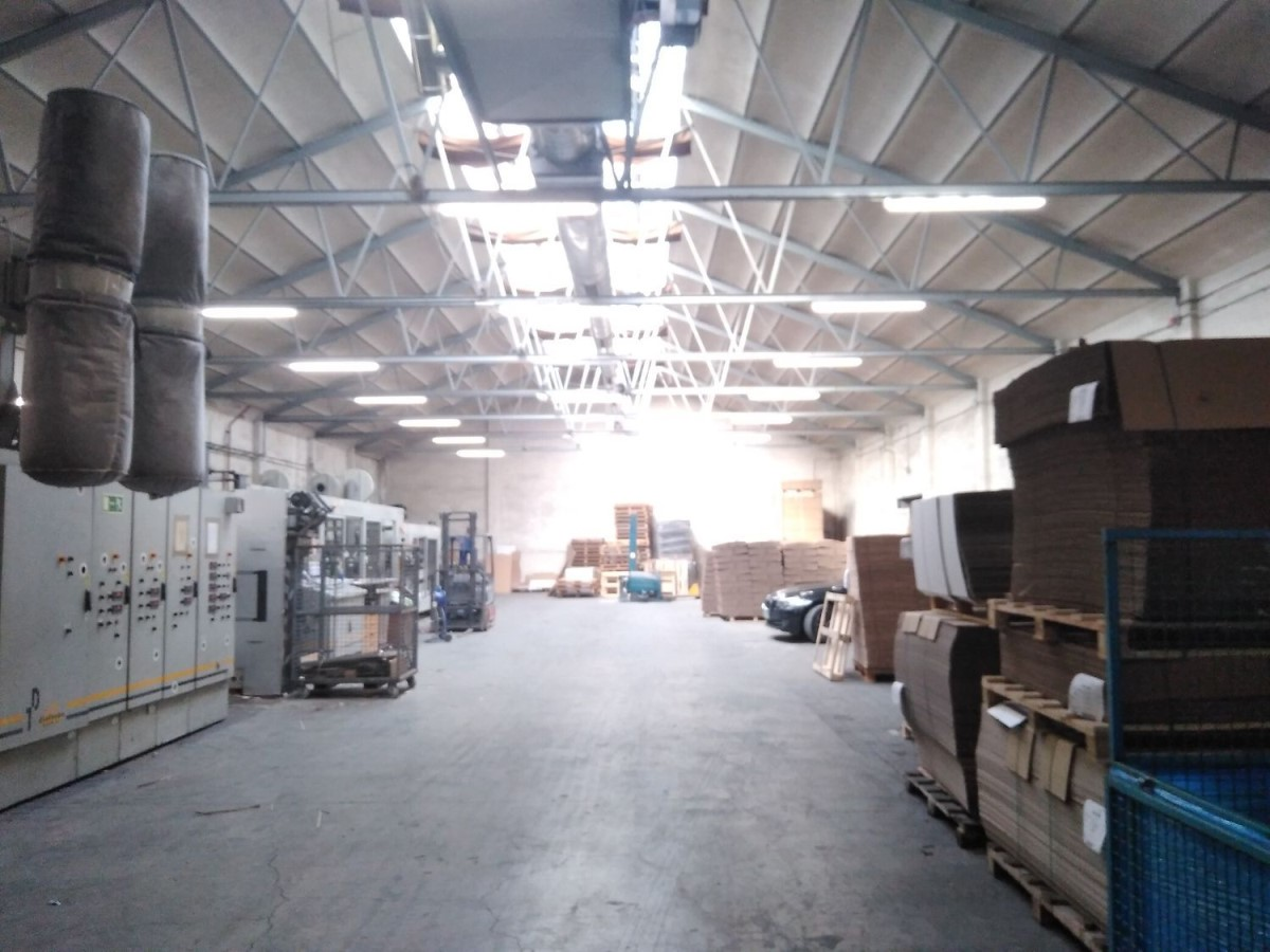 Nave Industrial en Venta en Usera, Madrid