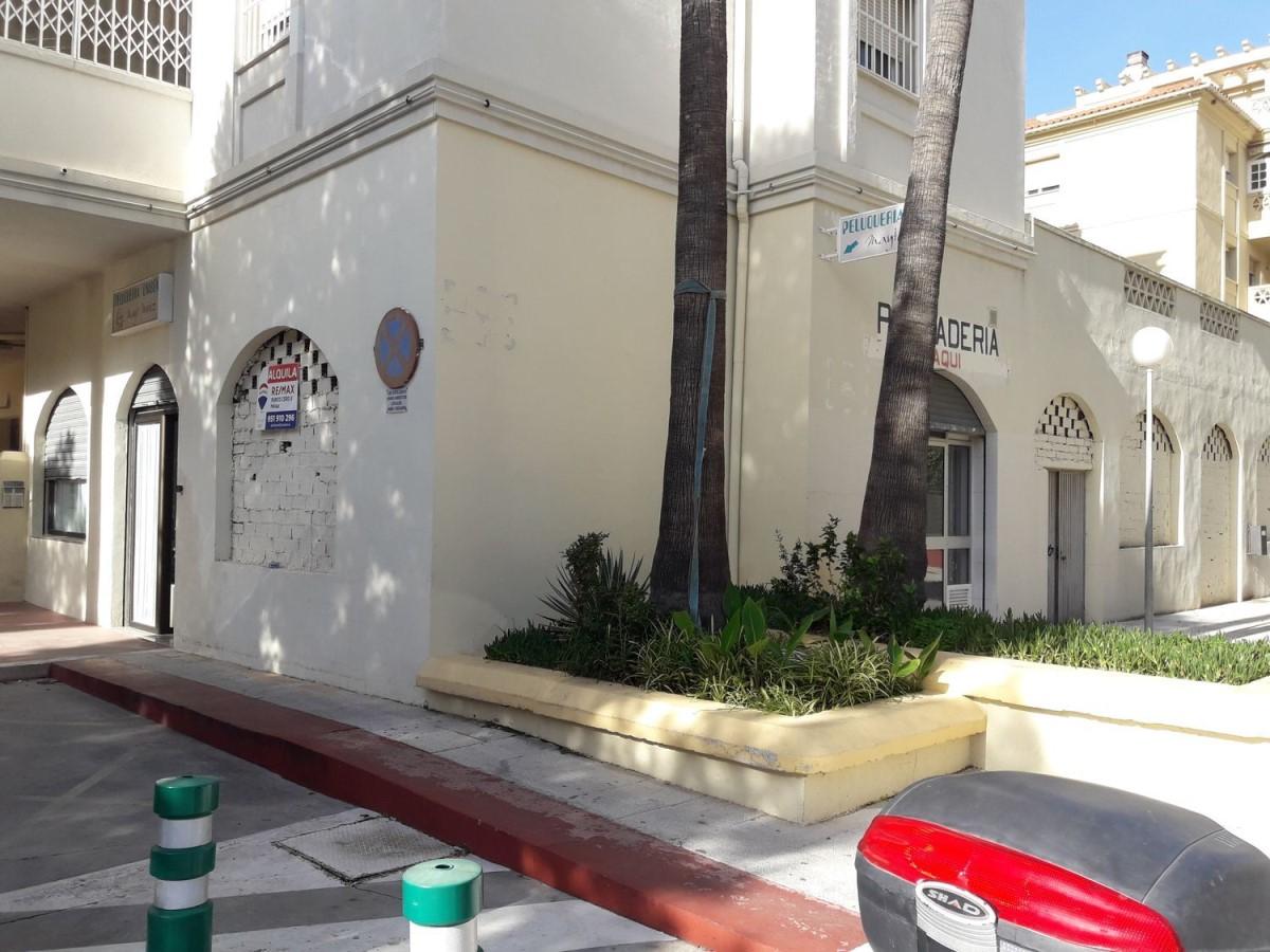 Local Comercial en Alquiler en Teatinos, Málaga