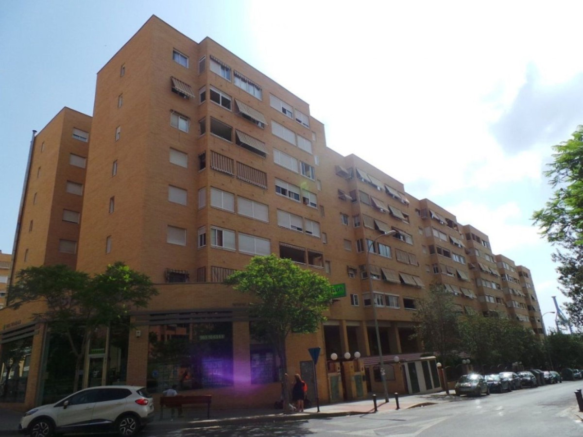 Piso en Alquiler en Benalua-La Florida-Babel-San Gabriel, Alicante/Alacant