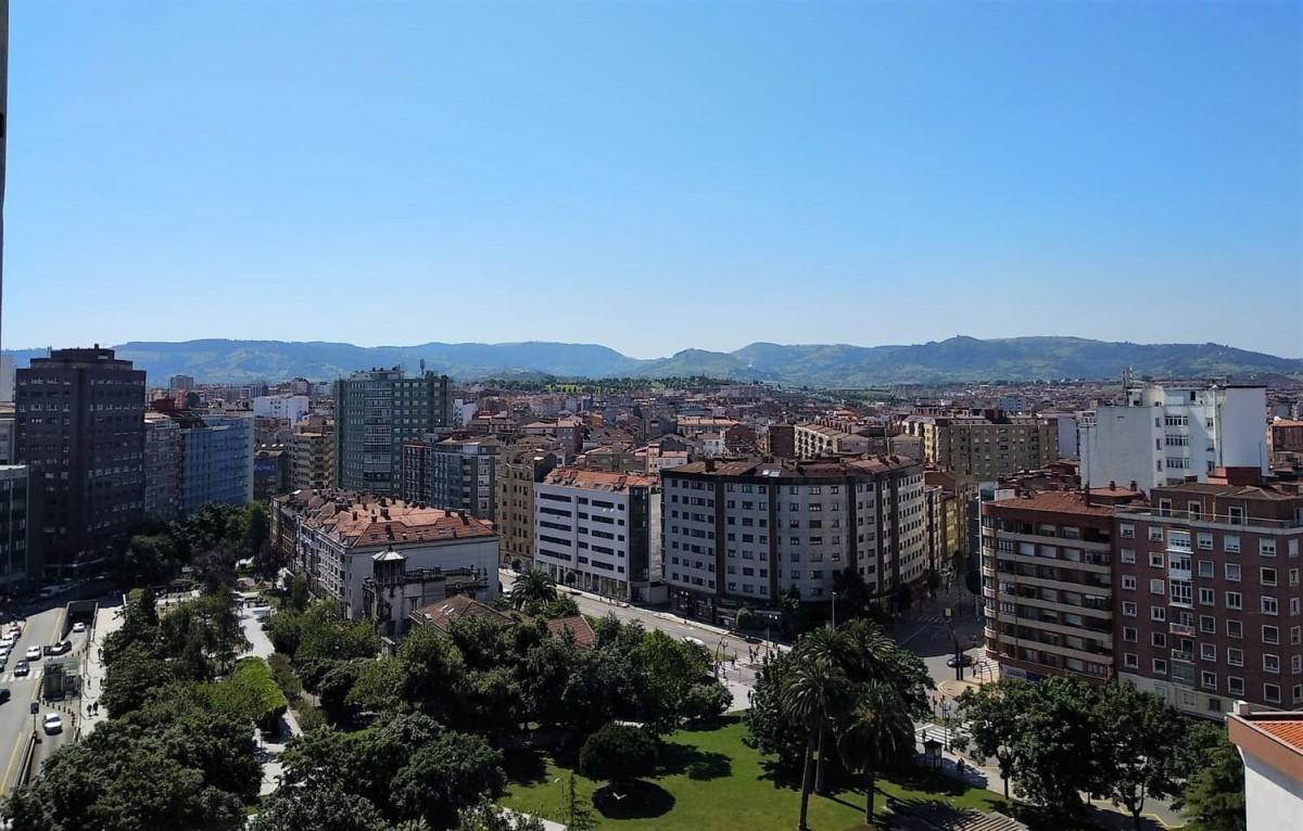Piso en Alquiler en Centro, Gijón
