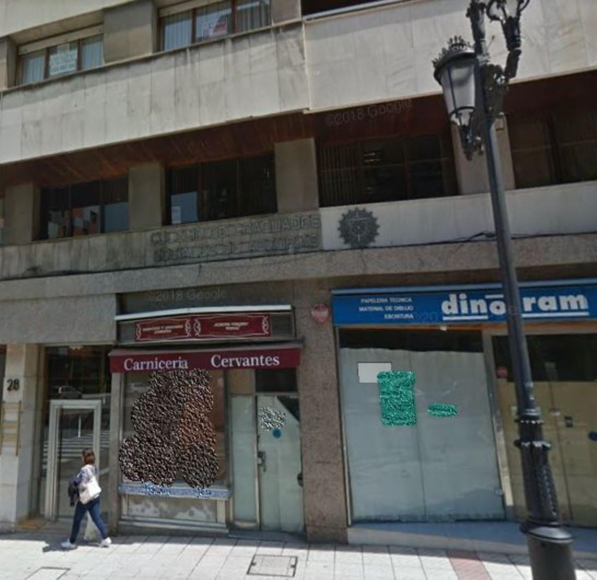 Local Comercial en Alquiler en Centro, Oviedo