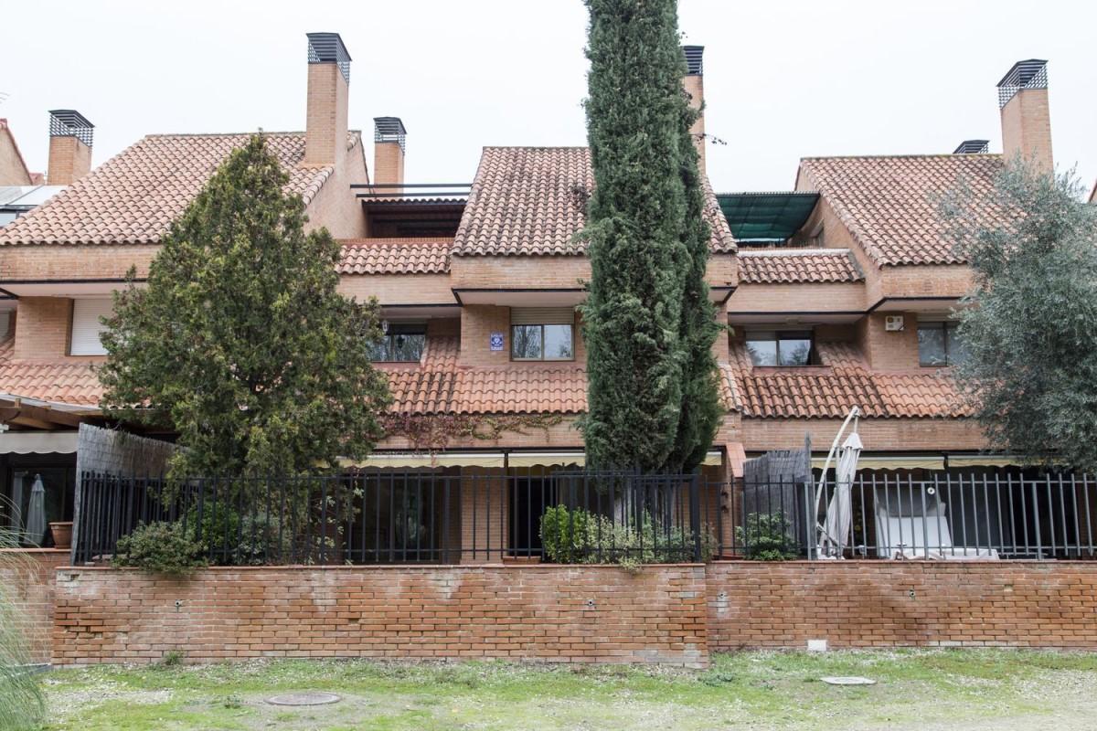 Chalet Adosado en Alquiler en Molino De La Hoz, Rozas de Madrid, Las