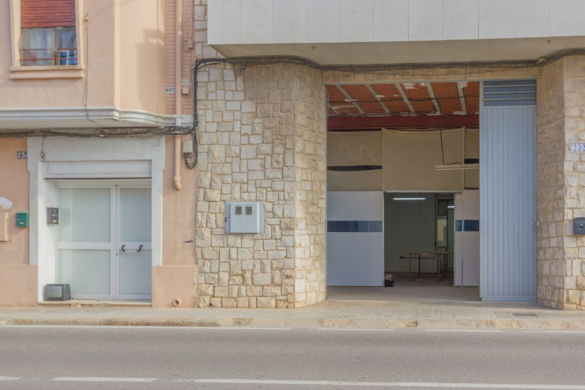Retail premises  For Rent in Rascanya, València