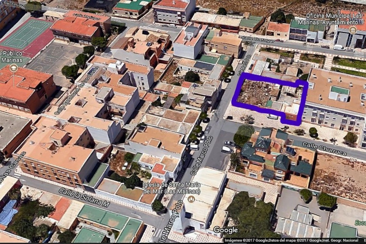 Non-Urban lots for sale in Roquetas de Mar, Almería (4 Listings)