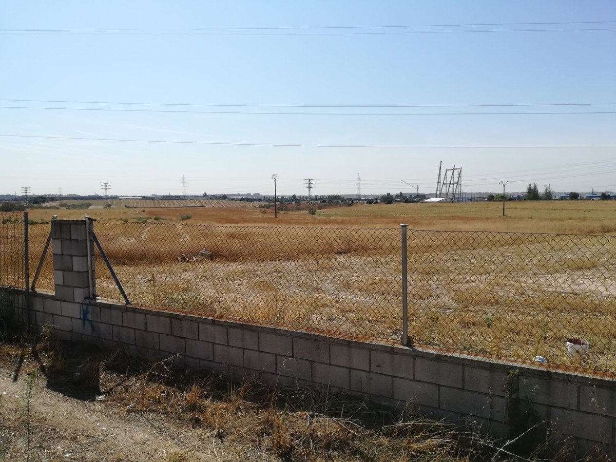 Urban lot  For Sale in  Móstoles