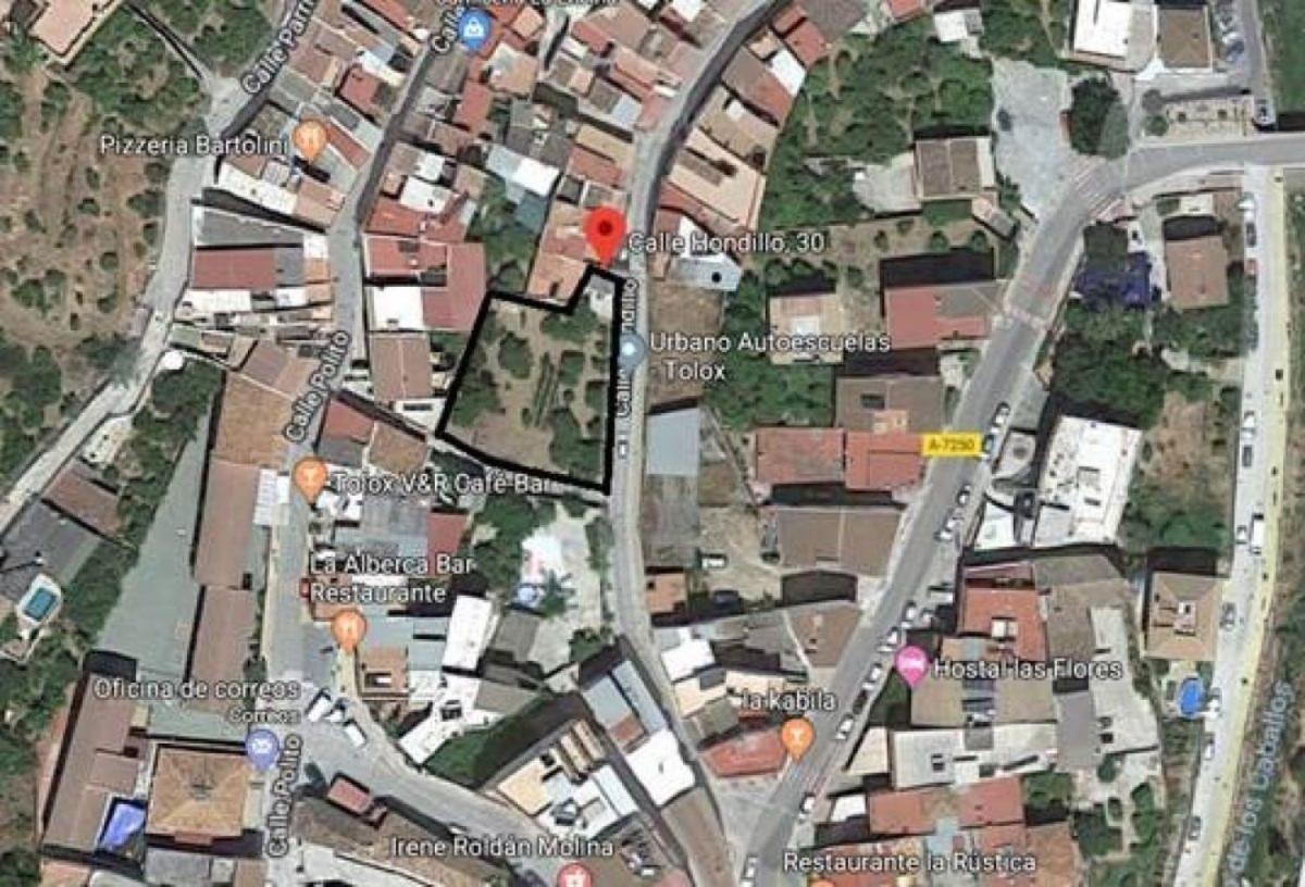 Suelo Urbano en Venta en  Tolox