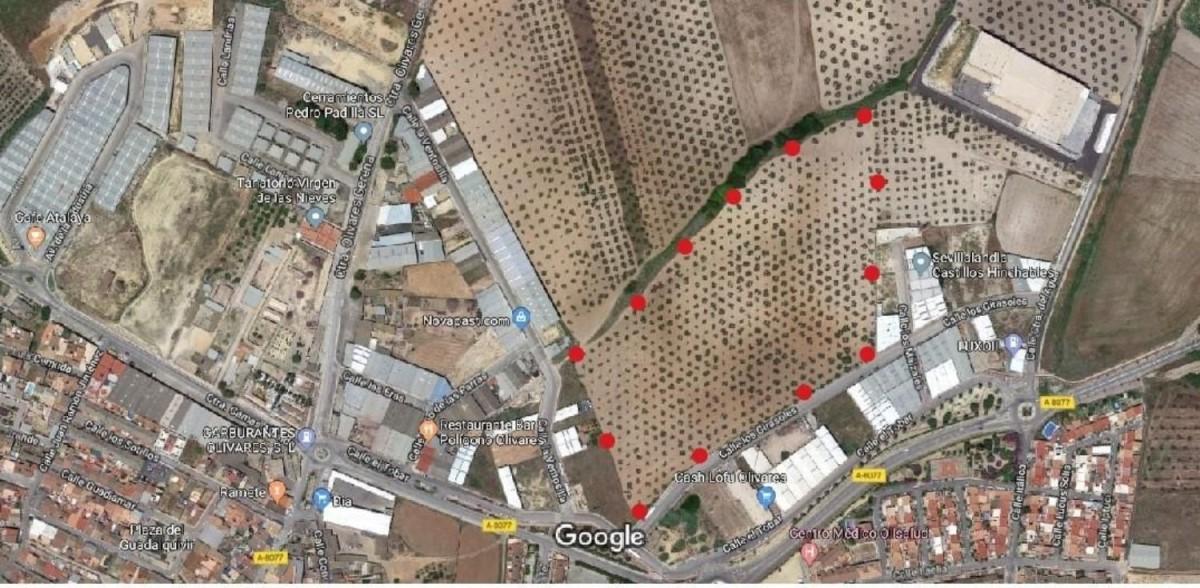 Suelo Urbano en Venta en  Olivares