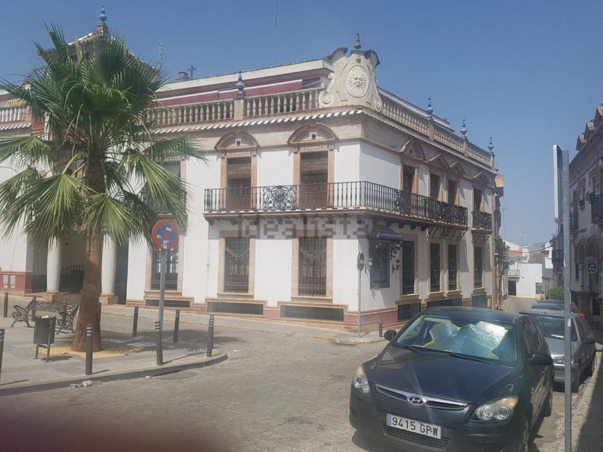 Garaje en Venta en  Sanlúcar la Mayor