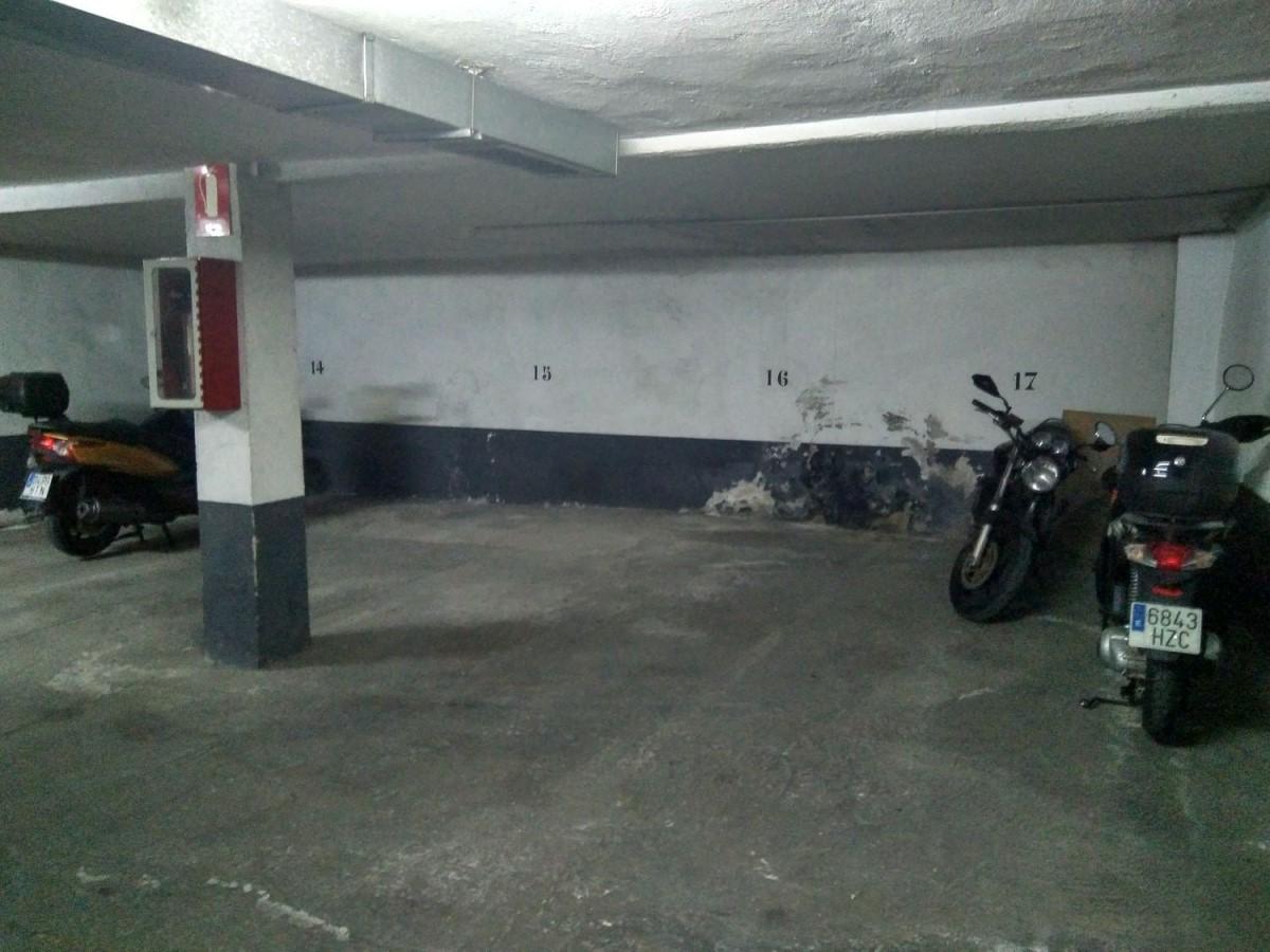 Parking  For Sale in Arganzuela, Madrid