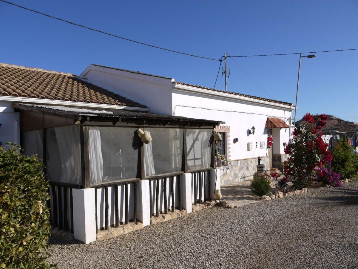 Casa Rural en Venta en  Alhama de Murcia