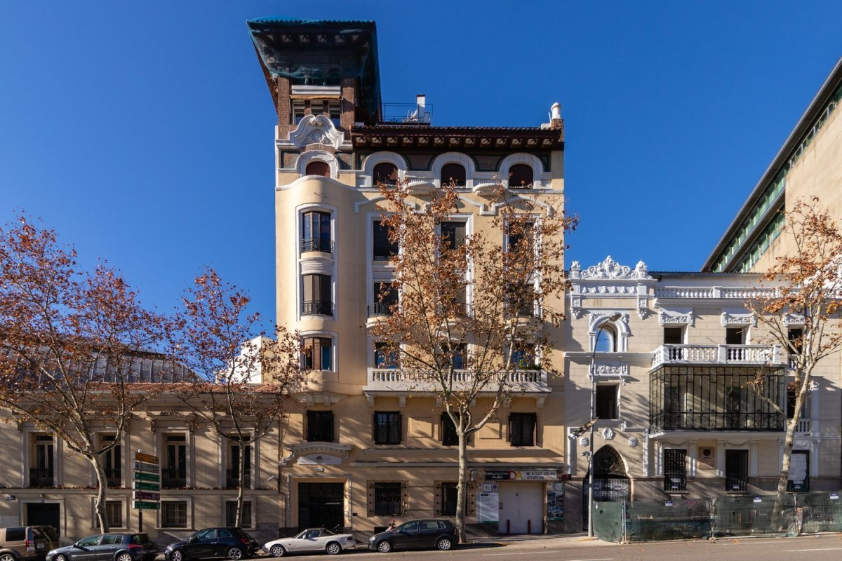 Apartment  For Rent in Retiro, Madrid