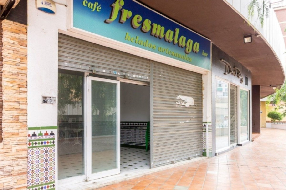 Local Comercial en Venta en Bailén - Miraflores, Málaga
