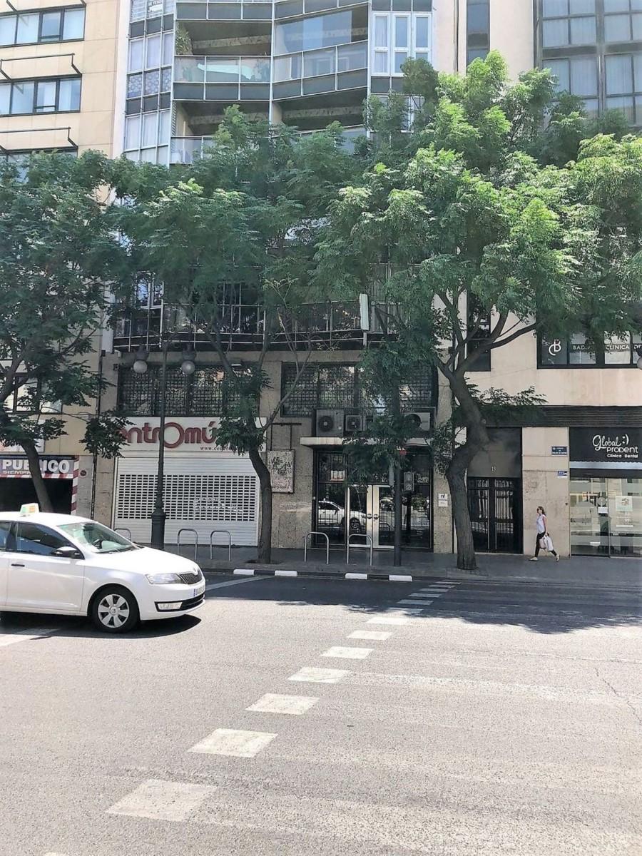 Garaje en Alquiler en Extramurs, València