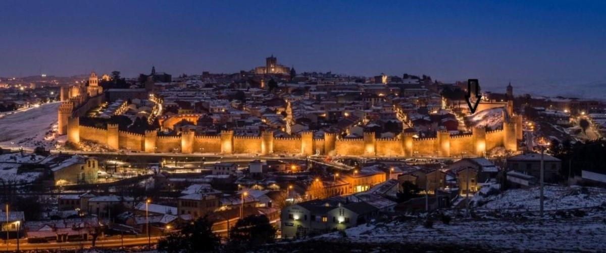 Chalet en Venta en  Ávila