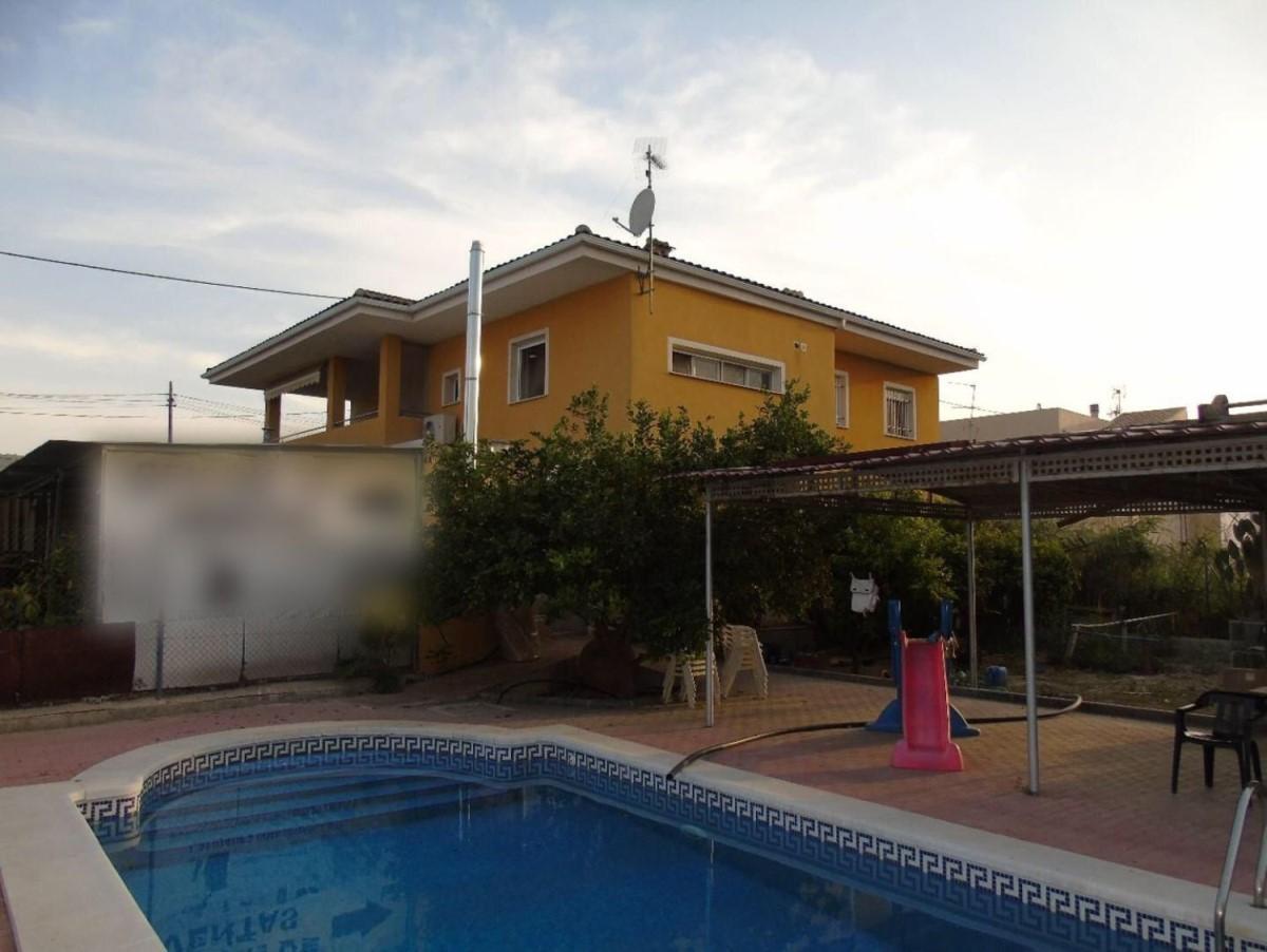 Chalet Adosado en Venta en Pedanías Este, Murcia