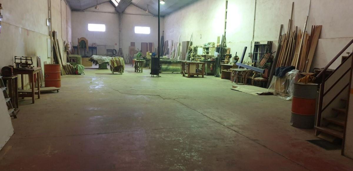 Nave Industrial en Venta en  Valladolid
