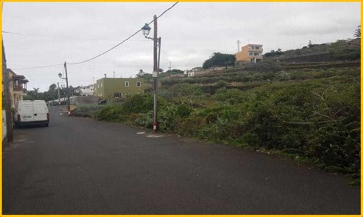 Suelo Urbano en Venta en  Matanza de Acentejo, La
