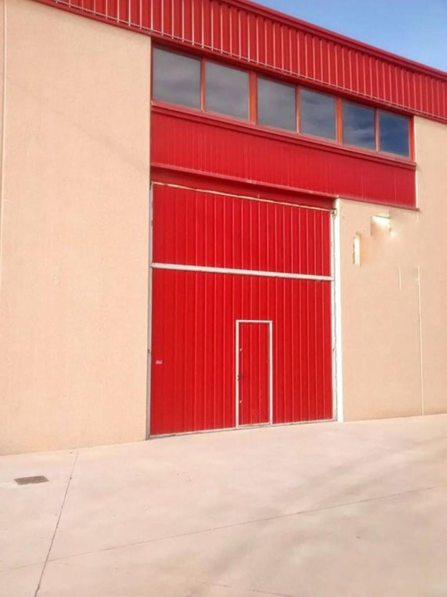 Industrial premises  For Sale in  Noblejas