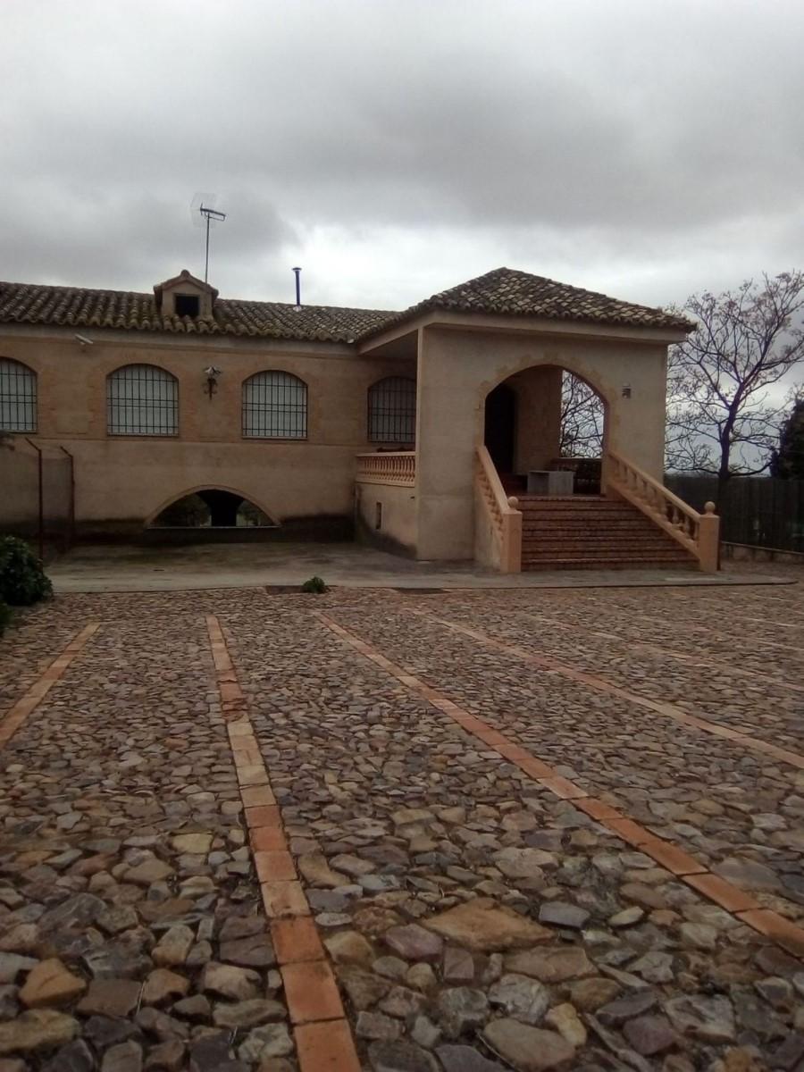 Casa Rural en Venta en  Villarrubia de Los Ojos