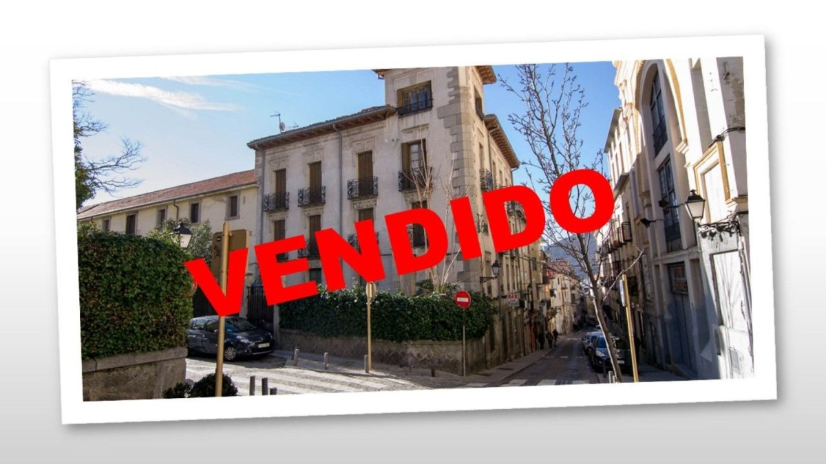 Edificio de Viviendas en Venta en  San Lorenzo de El Escorial