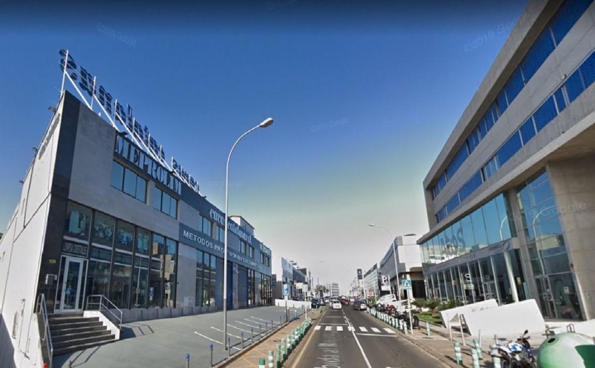 Nave Industrial en Alquiler en Barrio De La Salud, Santa Cruz de Tenerife