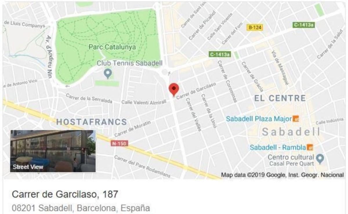 Garaje en Venta en Centre, Sabadell