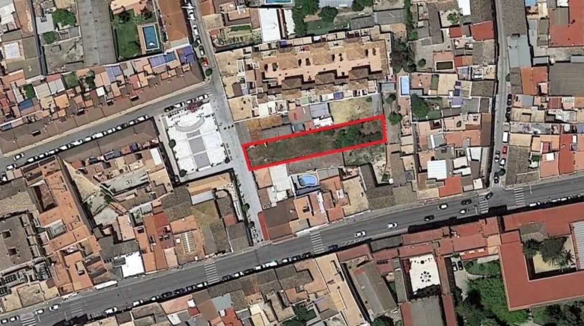 Suelo Urbano en Venta en  Castilleja de la Cuesta