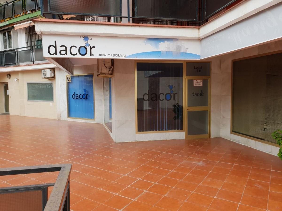 Local Comercial en Alquiler en Marbella Pueblo, Marbella